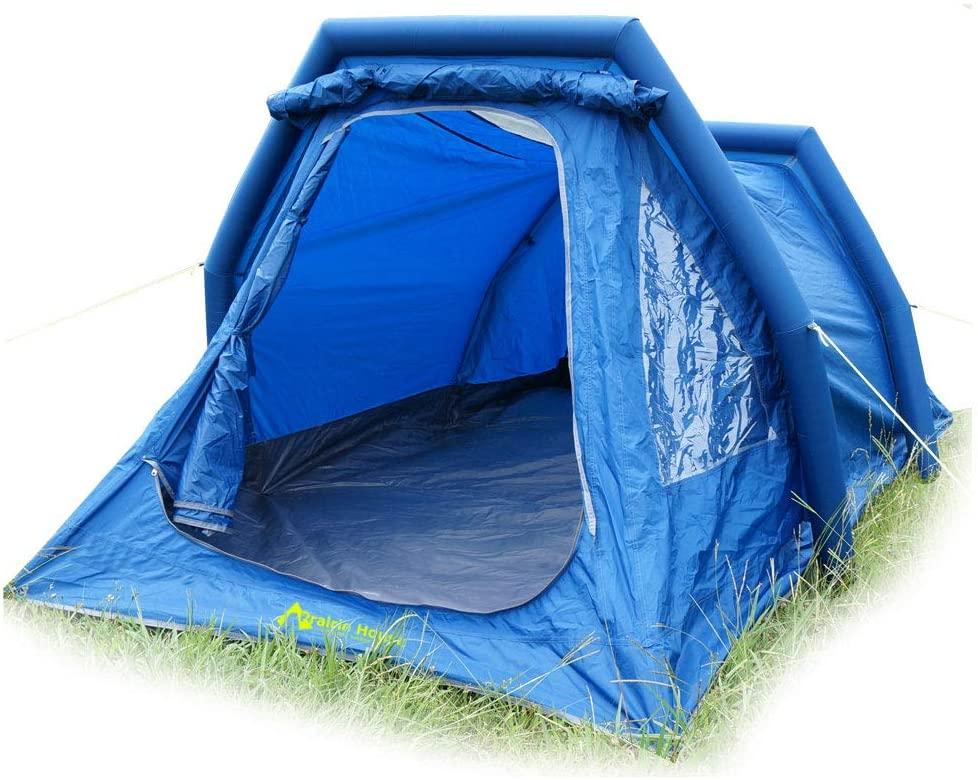 Prairie House エアーテント インナーテント付 インフレータブル 2~3人用テント